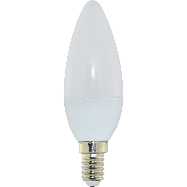 obi led leuchtmittel eek a kerzenform e14 3 4 w 250 lm warmweiss kaufen bei obi. Black Bedroom Furniture Sets. Home Design Ideas