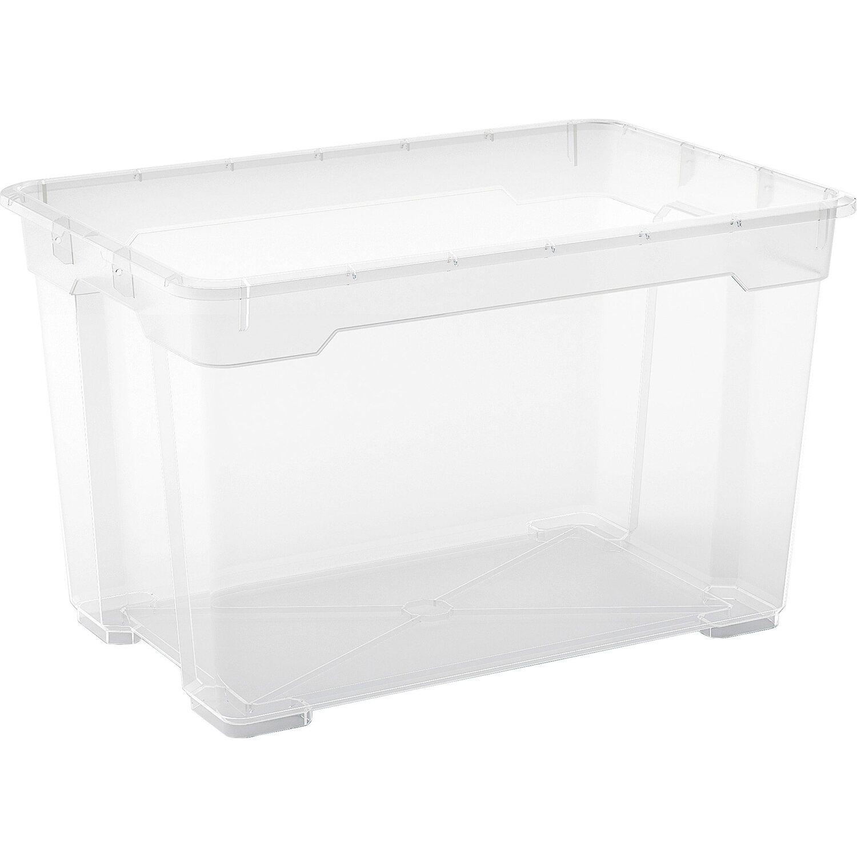 obi allzweckbox santos transparent xl 57 l kaufen bei obi. Black Bedroom Furniture Sets. Home Design Ideas