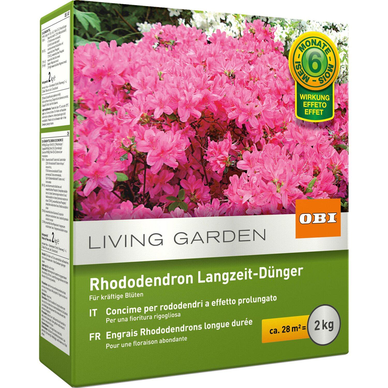 obi rhododendron langzeit d nger 2 kg kaufen bei obi. Black Bedroom Furniture Sets. Home Design Ideas