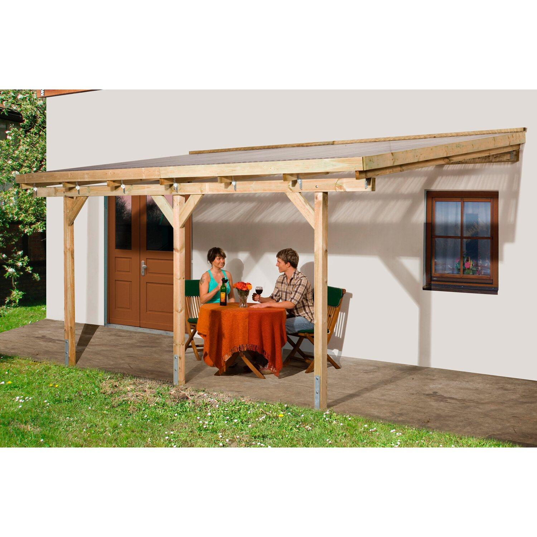 weka terrassen berdachung 671 kaufen bei obi. Black Bedroom Furniture Sets. Home Design Ideas