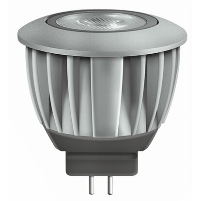 Osram LED-Reflektorlampe EEK: A+ MR 11 GU4 / 3.7 W (120 lm ) Warmweiss