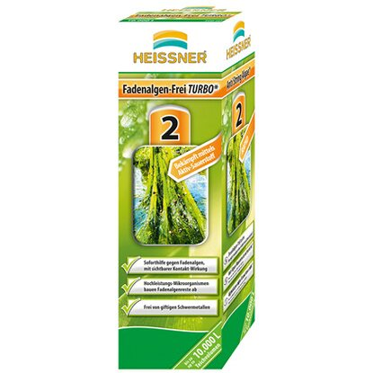 Heissner Fadenalgen-frei Turbo 250 ml