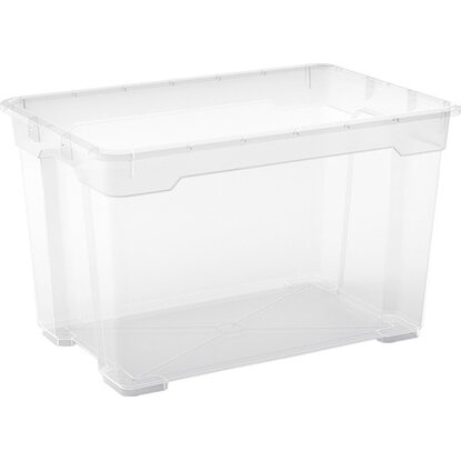OBI Allzweckbox Santos Transparent XL 57 l
