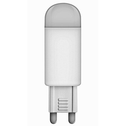 Osram LED-Lampe EEK: A++ Pin G9 / 1,9 W (140 lm) Warmweiss Matt