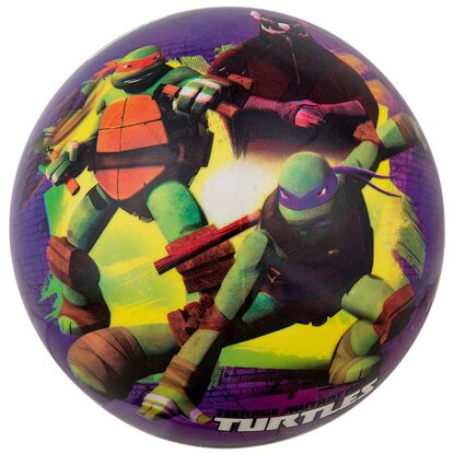 Happy People Kunststoffball Ninja Turtles