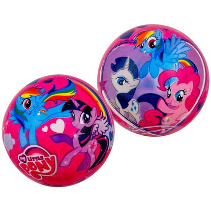 Happy People Kunststoffball My little Pony 23 cm