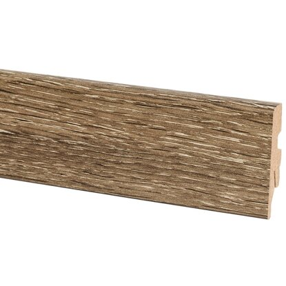 Sockelleiste White Oak 60 mm x 20 mm x 2'600 mm