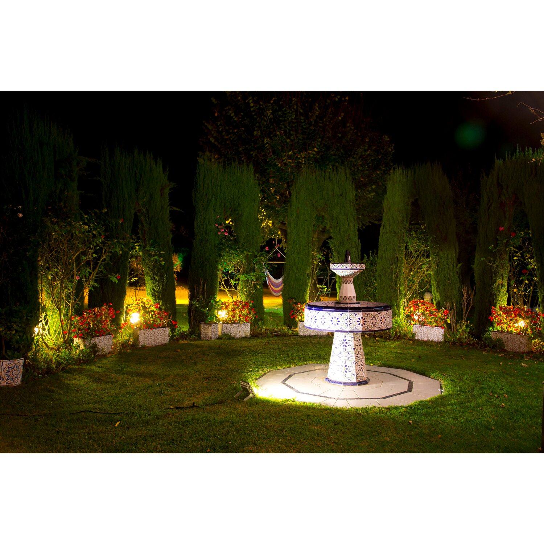 Easy Connect Led Strahler Alu Gebrstet Eek A 4 W Warmweiss Kaufen Wiring Landscape Lights