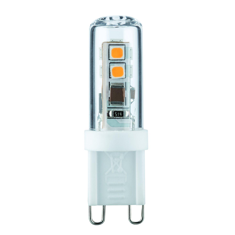 Paulmann LED-Lampe EEK: A++ Stiftsockel G9 / 2,2 W Warmweiss 230 V ...