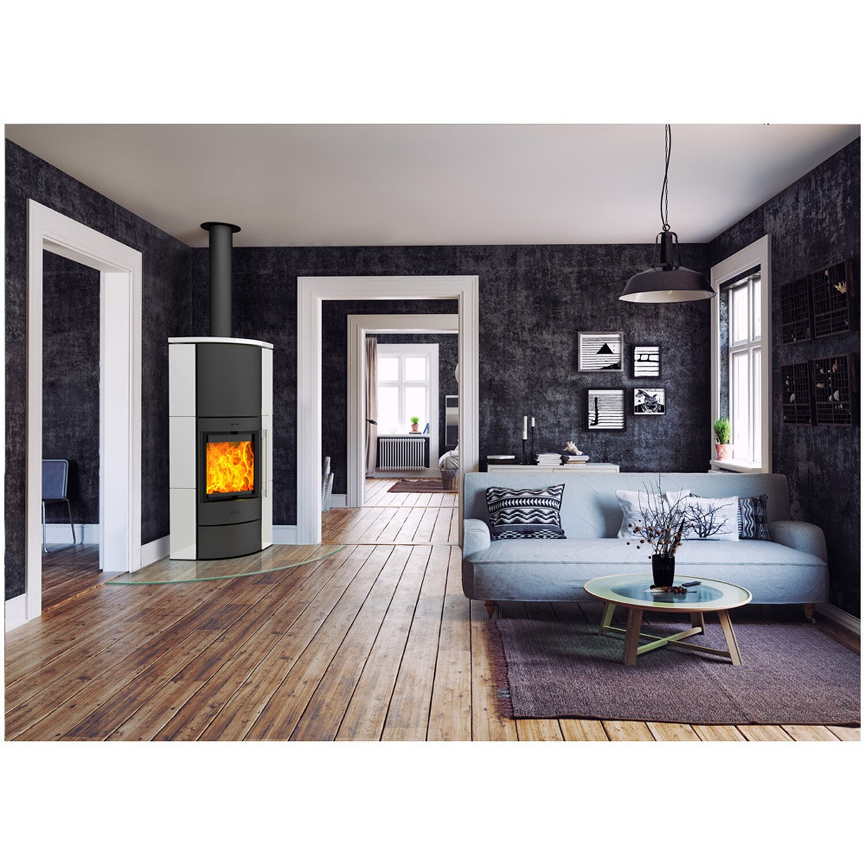 kaminofen 6 kw haassohn kaminofen bernau stahl kw. Black Bedroom Furniture Sets. Home Design Ideas
