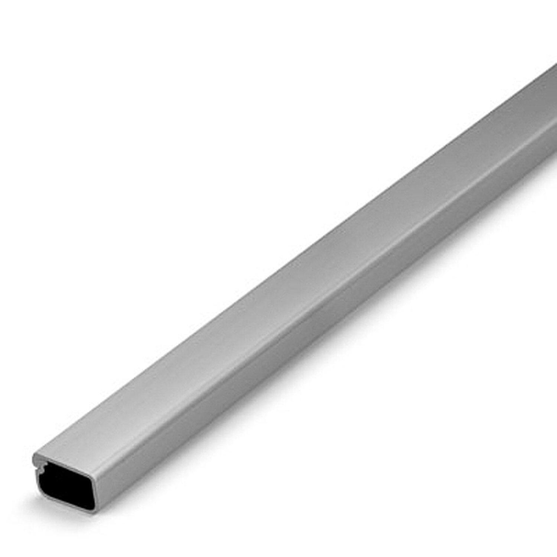 kabelkanal 16 mm x 10 mm 2 m grau metallic kaufen bei obi