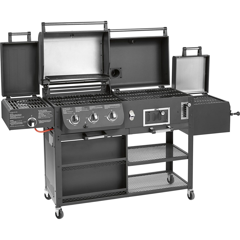 jamestown kombi grillstation drake kaufen bei obi. Black Bedroom Furniture Sets. Home Design Ideas