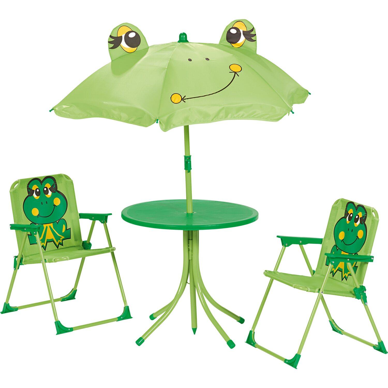 Beliebt CMI Kinder Gartenmöbel Set Grün kaufen bei OBI LZ39
