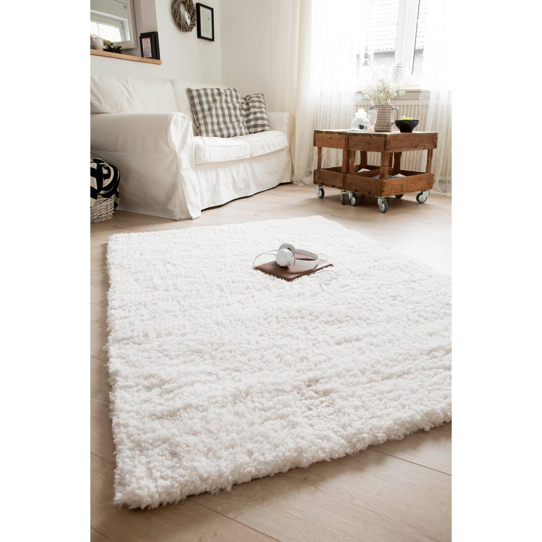 teppich crema 160 cm x 230 cm weiss kaufen bei obi. Black Bedroom Furniture Sets. Home Design Ideas