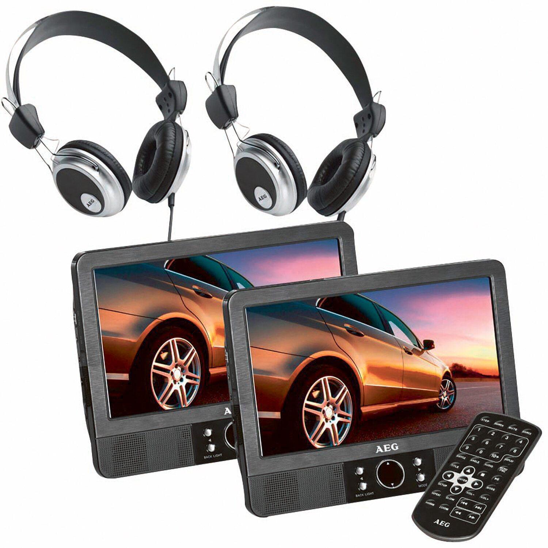 aeg kopfst tzen dvd player mit 2 monitoren kaufen bei obi. Black Bedroom Furniture Sets. Home Design Ideas