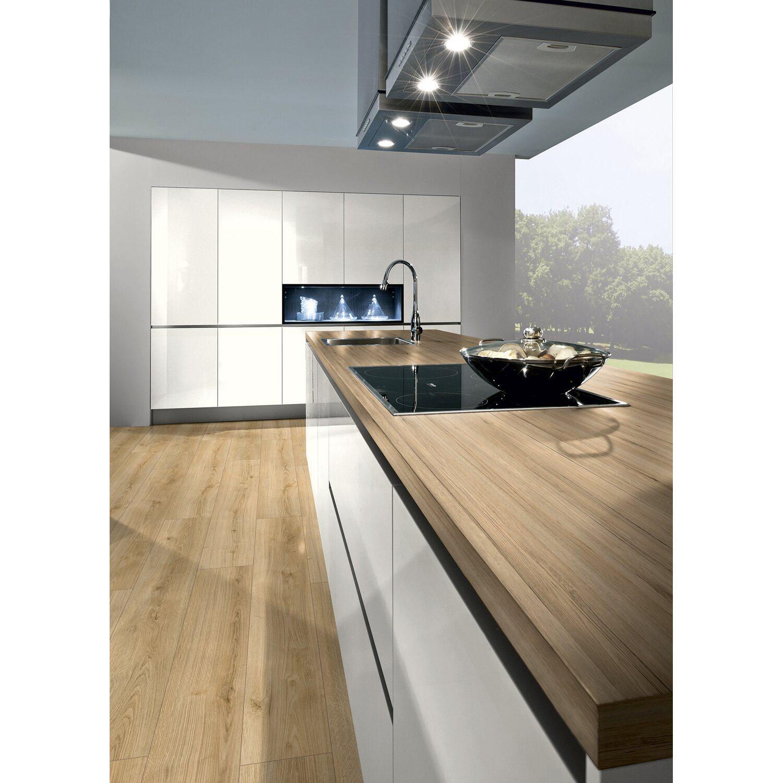 arbeitsplatte eiche sanremo 4 39 100 mm x 635 mm x 28 mm kaufen bei obi. Black Bedroom Furniture Sets. Home Design Ideas