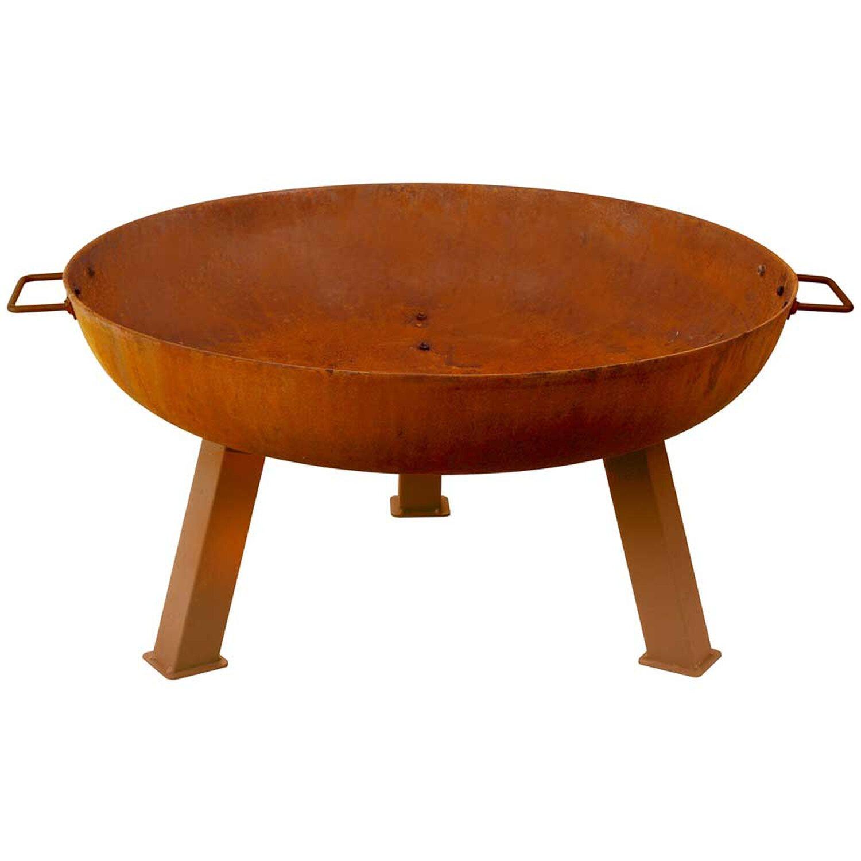 nouvel feuerschale 55 cm gerostet kaufen bei obi. Black Bedroom Furniture Sets. Home Design Ideas