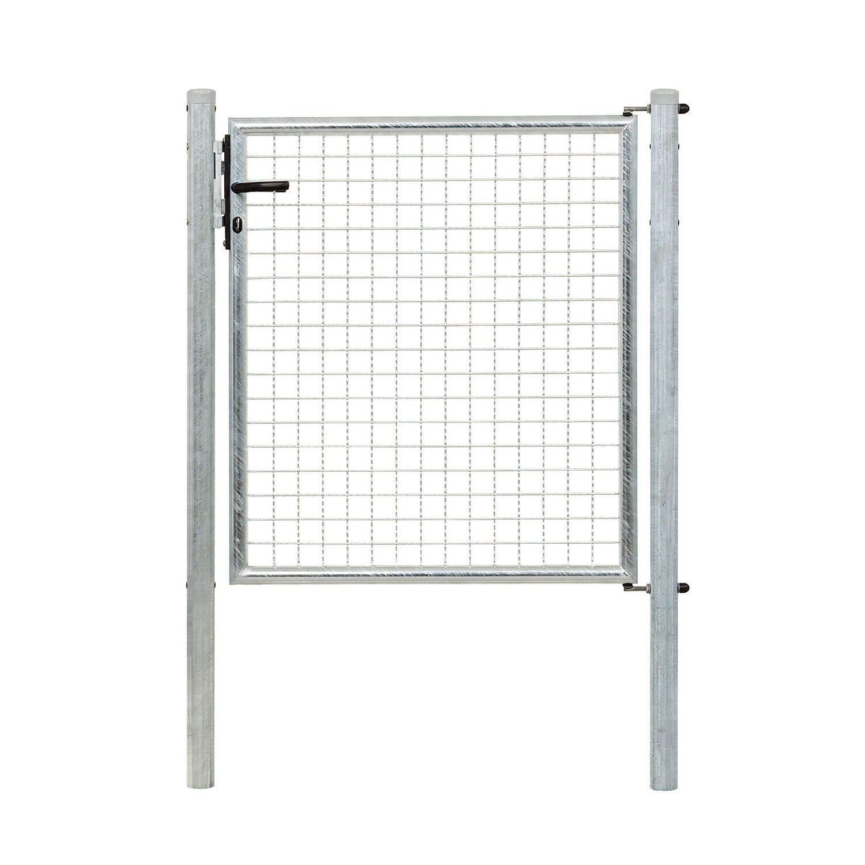 gah alberts wellengitter einzeltor 100 cm x 100 cm feuerverzinkt kaufen bei obi. Black Bedroom Furniture Sets. Home Design Ideas