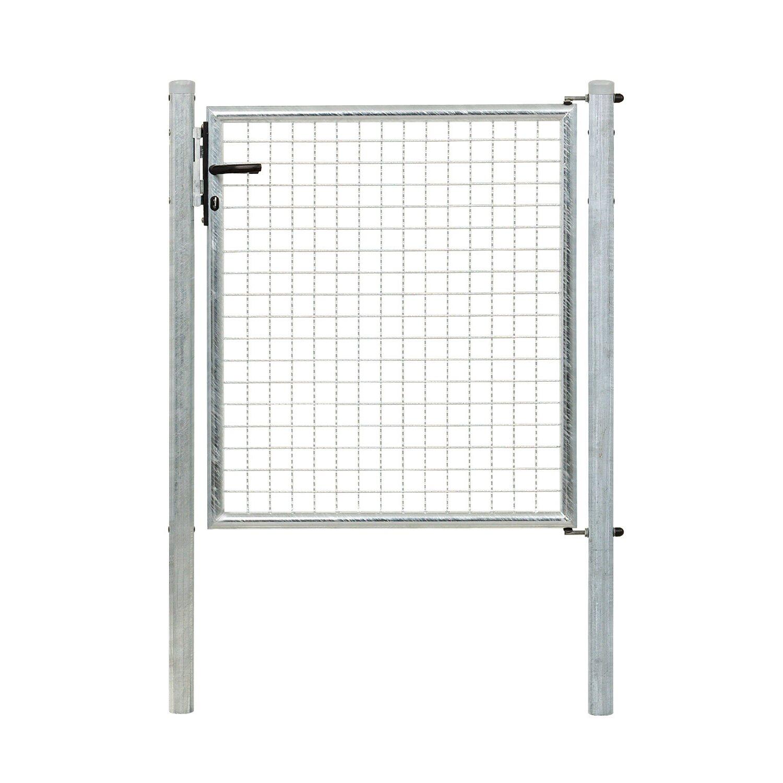 gartentor metall obi ww51 hitoiro. Black Bedroom Furniture Sets. Home Design Ideas