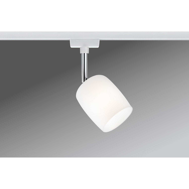 paulmann led urail system spot 10 w weiss eek e a kaufen bei obi. Black Bedroom Furniture Sets. Home Design Ideas