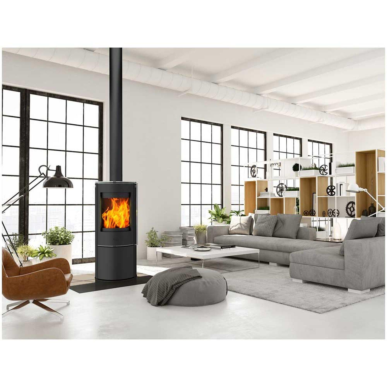 fireplace kaminofen orando glas kaufen bei obi. Black Bedroom Furniture Sets. Home Design Ideas