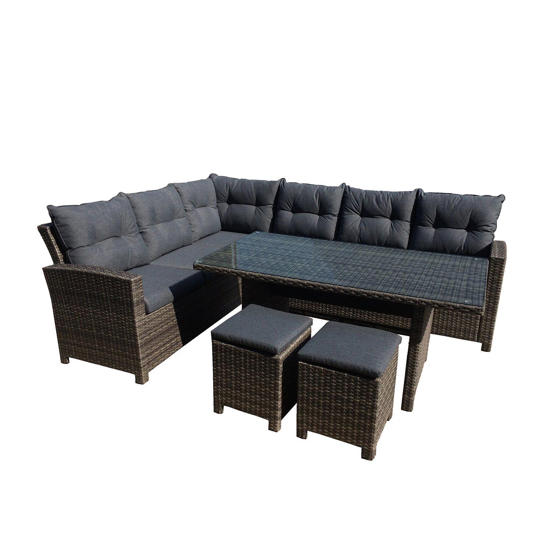 greemotion lounge set tessin kaufen bei obi. Black Bedroom Furniture Sets. Home Design Ideas