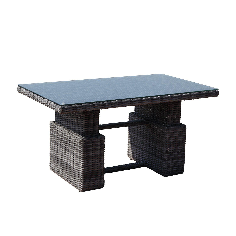 Tisch grau amazing was fr ein praktischer tisch dieser for Loungemobel metall