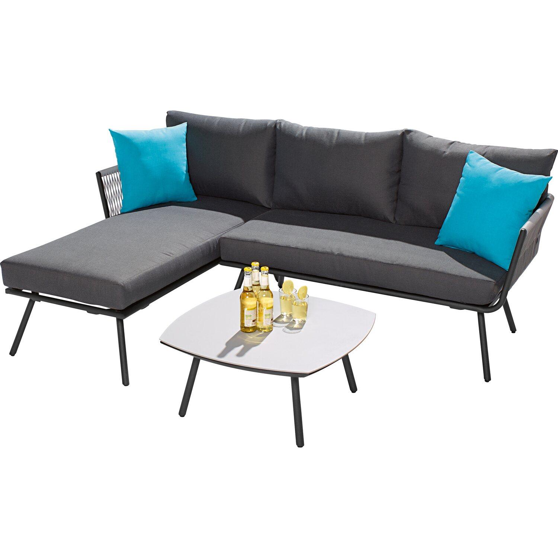 obi sofa gruppe willow lake 3 teilig kaufen bei obi. Black Bedroom Furniture Sets. Home Design Ideas