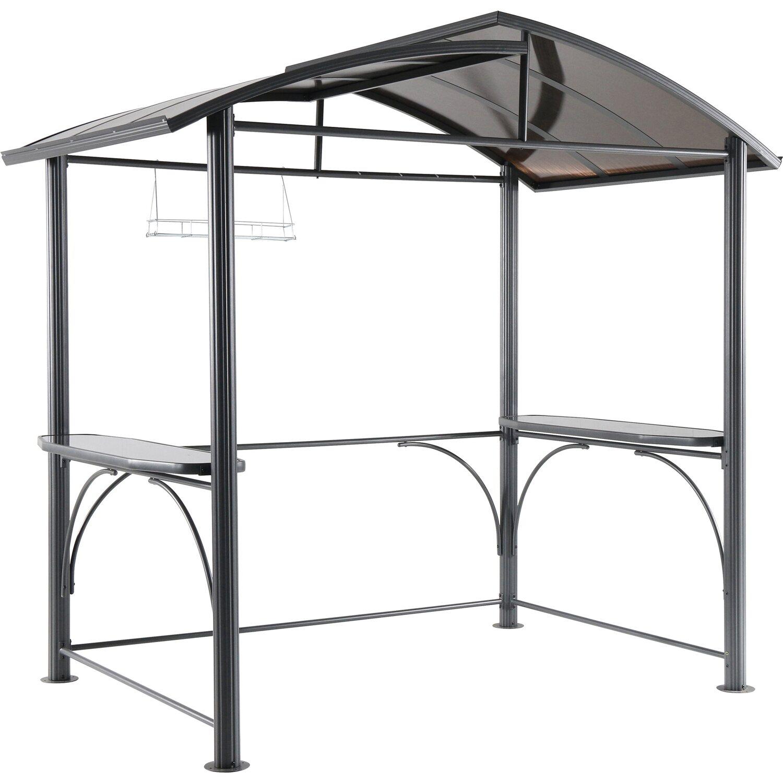 Obi grillpavillon lagos 240 cm x 150 cm kaufen bei obi for Obi gazebo