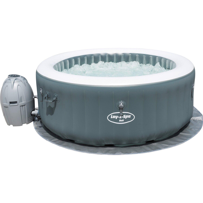 Bestway whirlpool lay z spa bali kaufen bei obi for Obi aufblasbarer pool