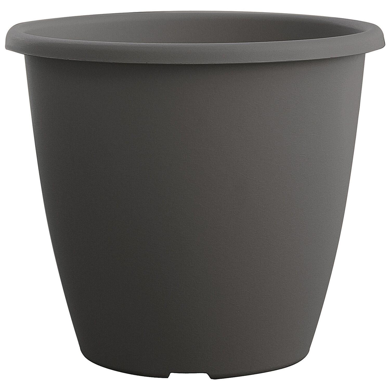 geli blumentopf nevada 12 cm x 15 cm x 15 cm anthrazit kaufen bei obi. Black Bedroom Furniture Sets. Home Design Ideas