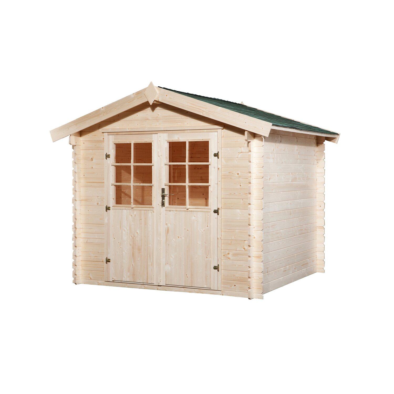 Weka Gartenhaus 209 Gr. 2 V 20 cm kaufen bei OBI