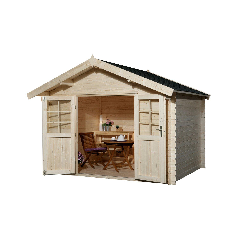 Weka Gartenhaus 209 Gr. 3 V 50 cm kaufen bei OBI