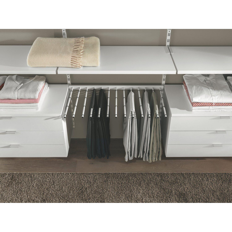 hosenhalter pantsrack weiss kaufen bei obi. Black Bedroom Furniture Sets. Home Design Ideas