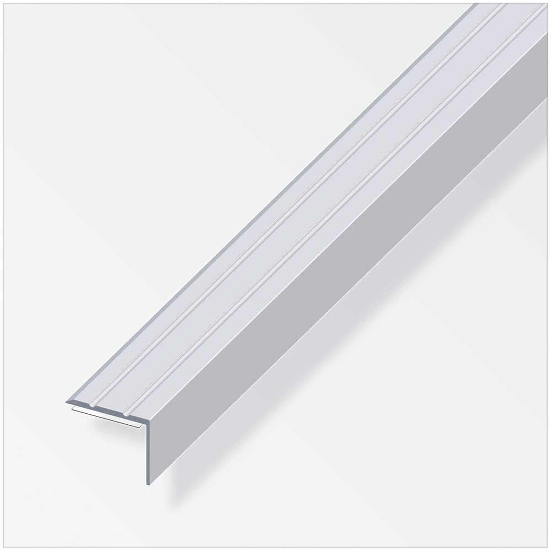 Winkel Abschlussprofil Selbstklebend Aluminium Silber 1 8 X 2 5 X 100 Cm Kaufen Bei Obi
