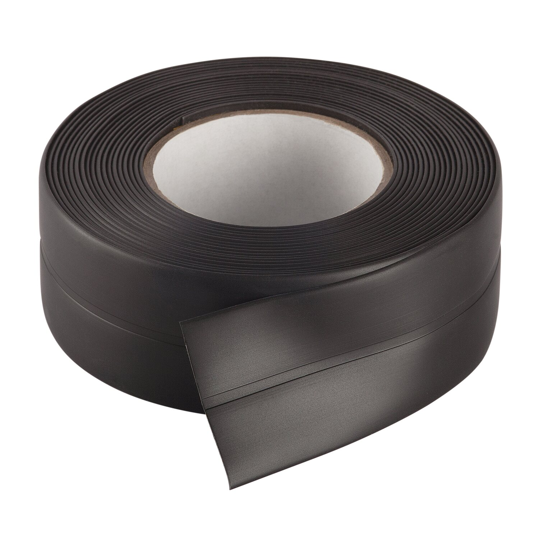 fix o moll winkelprofil selbstklebend schwarz 500 cm 2 2 cm kaufen bei obi. Black Bedroom Furniture Sets. Home Design Ideas