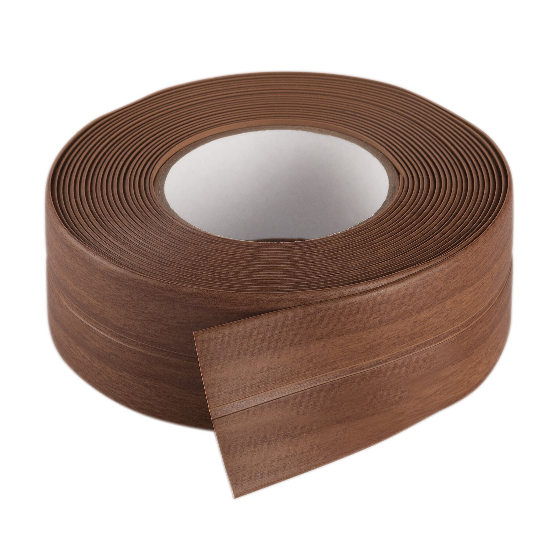 fix o moll winkelprofil selbstklebend nussbaum 500 cm 2 2 cm kaufen bei obi. Black Bedroom Furniture Sets. Home Design Ideas