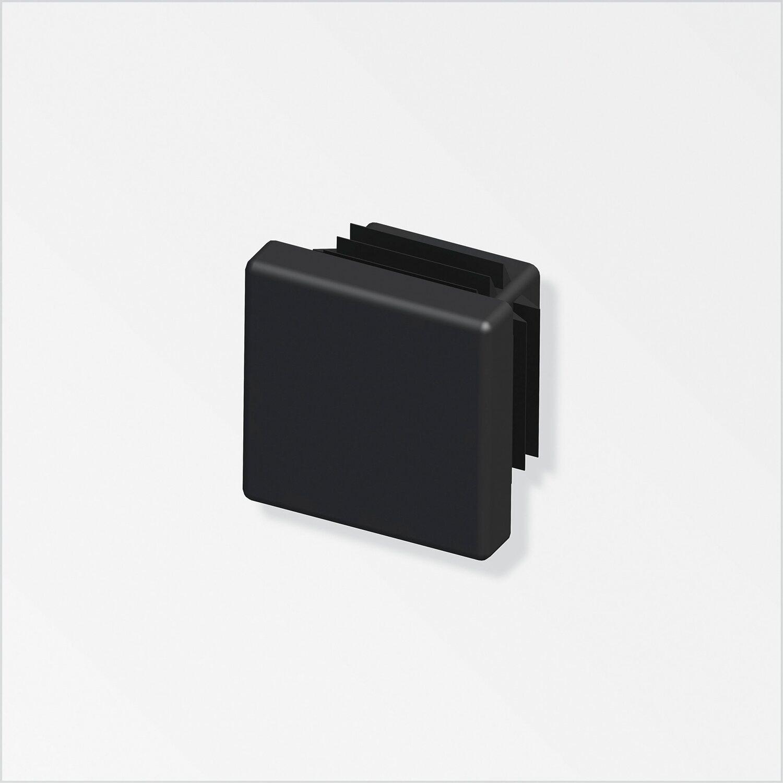 combitech stopfen quadratisch f r 23 5 mm rohre 2 st ck kaufen bei obi. Black Bedroom Furniture Sets. Home Design Ideas