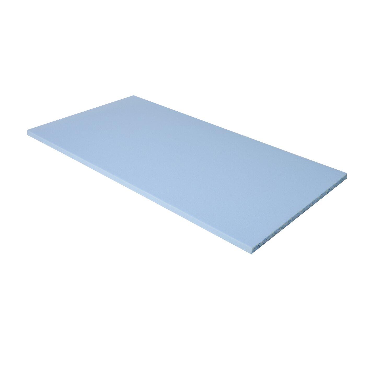 schaumstoff platten farbig 2 39 000 mm x 1 39 000 mm x 40 mm kaufen bei obi. Black Bedroom Furniture Sets. Home Design Ideas