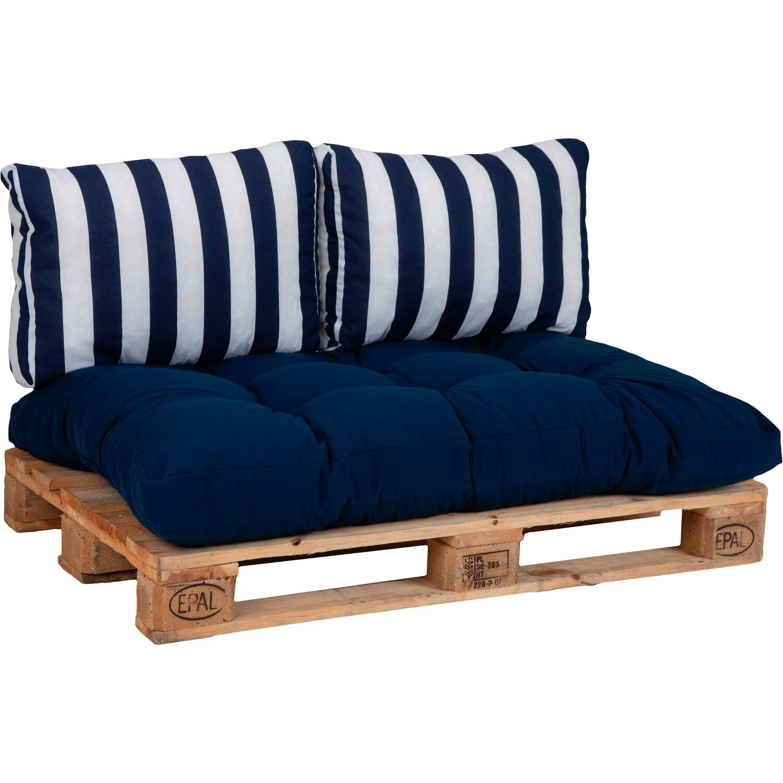 palettenkissen set 3 tlg kaufen bei obi. Black Bedroom Furniture Sets. Home Design Ideas