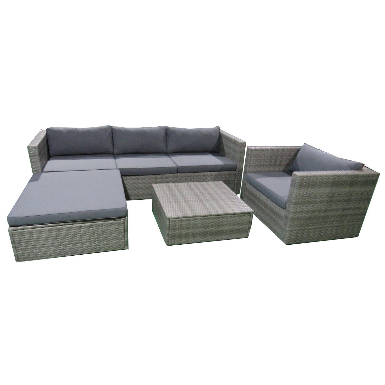 Acamp Lounge Set Emden 6 Tlg Kaufen Bei Obi