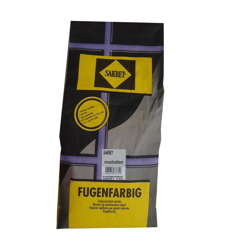 Sakret fugenfarbig manhatten kaufen bei obi for Trockenbeton obi