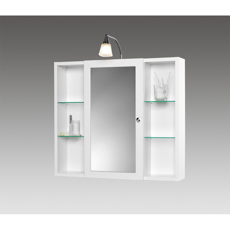 Sieper spiegelschrank latina 1 t rig kaufen bei obi for Spiegelschrank obi