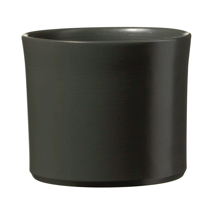 s ndgen bertopf miami anthrazit matt 40 cm kaufen bei obi. Black Bedroom Furniture Sets. Home Design Ideas