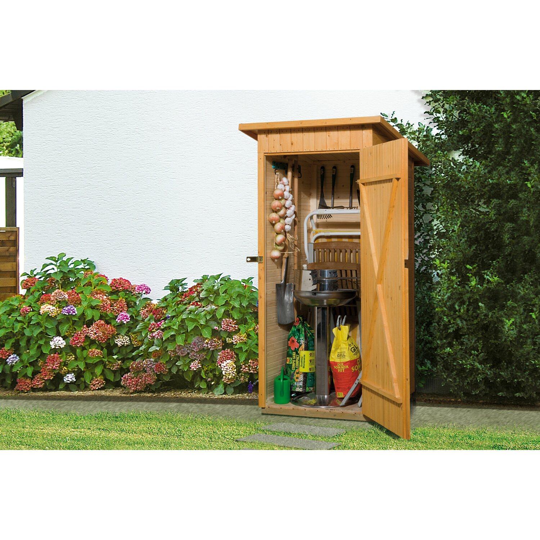 weka gartenschrank 361 kaufen bei obi. Black Bedroom Furniture Sets. Home Design Ideas