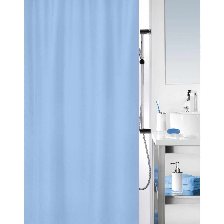 spirella textiler duschvorhang primo ciel 180 cm x 180 cm. Black Bedroom Furniture Sets. Home Design Ideas