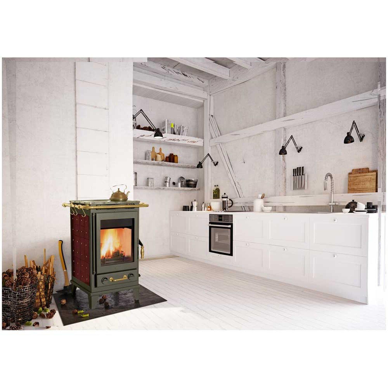 fireplace kaminofen florenz keramik bordeaux kaufen bei obi. Black Bedroom Furniture Sets. Home Design Ideas