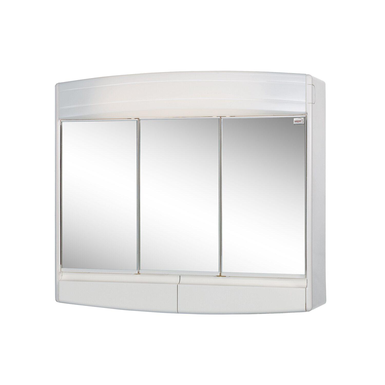 Sieper Spiegelschrank Topas Eco 3-türig kaufen bei OBI