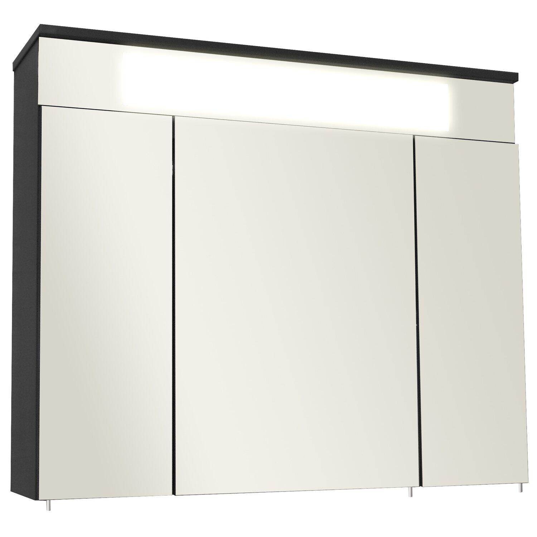 Fackelmann spiegelschrank inkl beleuchtung kara kaufen for Spiegelschrank obi