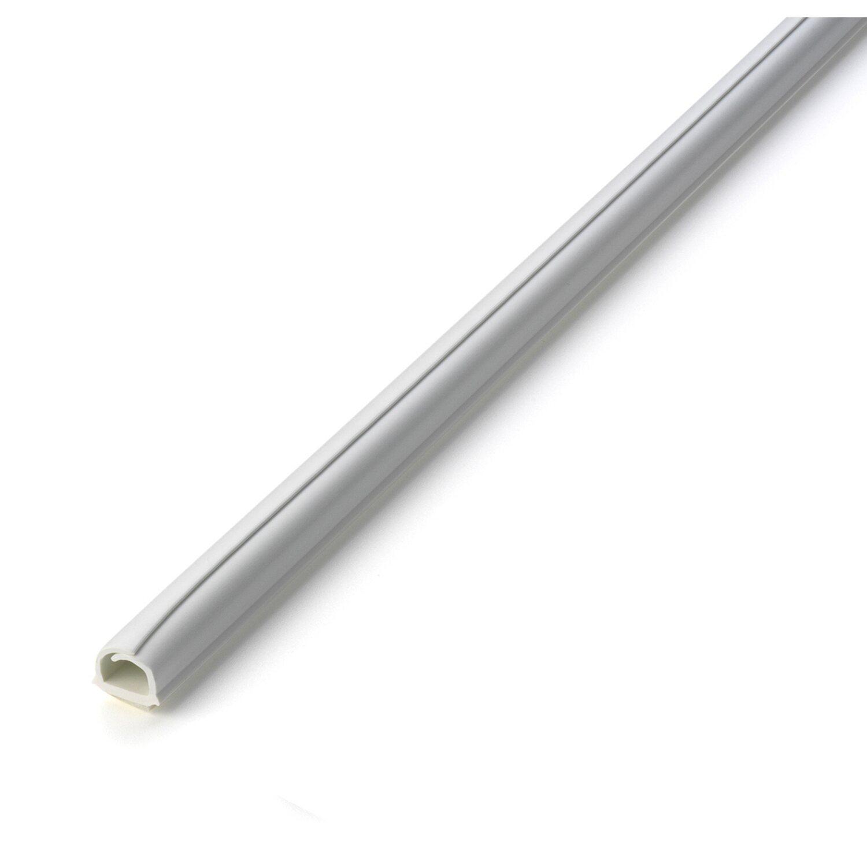 Kabelkanal Cable-Fix 5 mm Weiss kaufen bei OBI